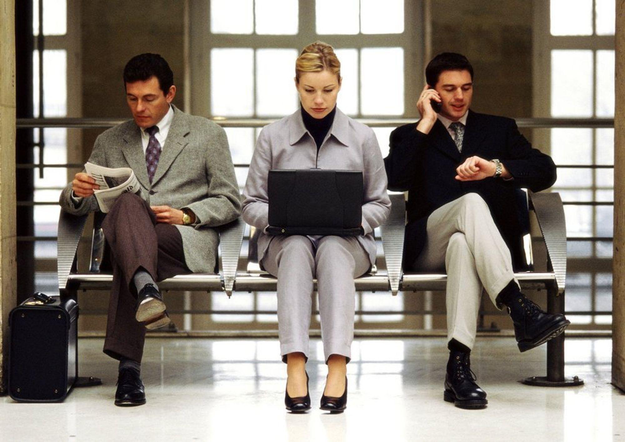 Hjernen til toppledere er annerledes skrudd sammen enn hjernene til ansatte i lavere stillinger, ifølge norsk studie.