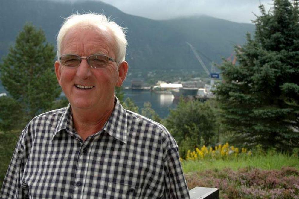 John Kleven ble 78 år.