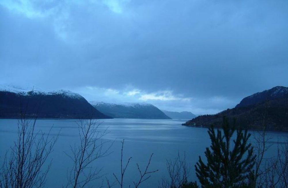 FRYKTER KRAFTLINJE: FN-organisasjonen Unesco advarer mot at det bygges fjordspenn over Geiranger-fjorden, og sier verdensarvstatusen er i fare. Det til tross for at fjordspennet skal legges vest for selve verdensarvområdet.
