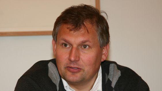 Olje- og energiminister Terje Riis-Johansen.