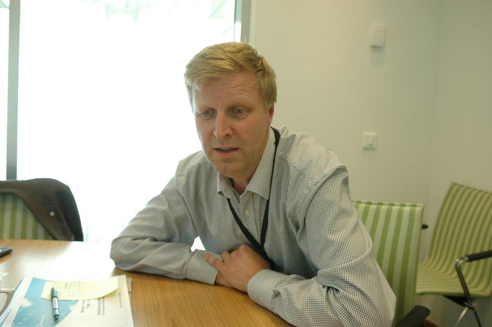STIGER I 2011: - Våre prognoser viser at ordresituasjonen vil bli bedre i 2011, sier Runar Rugtvedt.