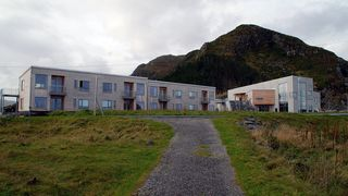 Øy blir energieffektiv forskningsbase