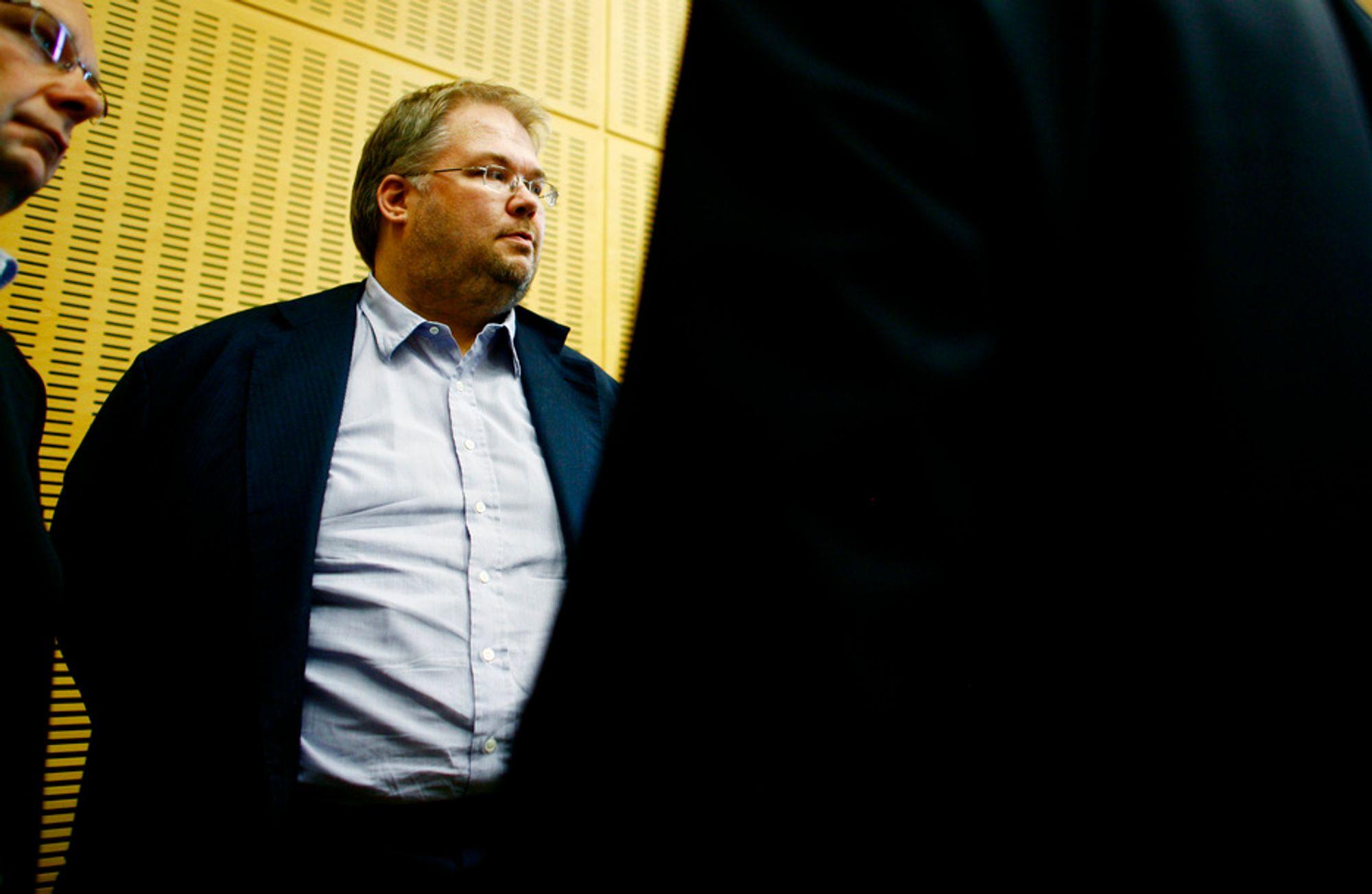 GIR RÅD: Jan Gunnar Pedersen har vært statens rådgiver i eierskapsspørsmål. Nå er han Kjell Inge Røkkes rådgiver.