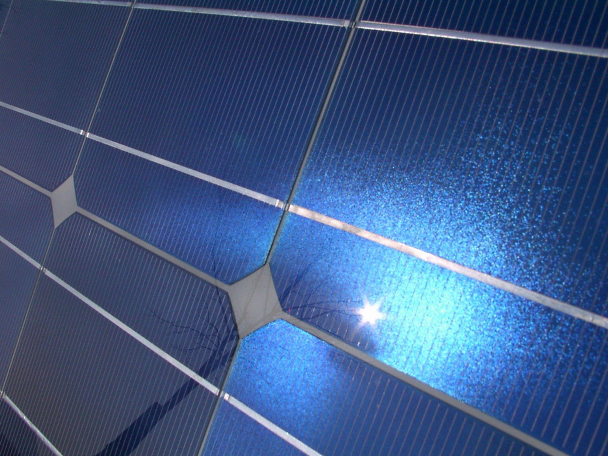 Når Statkrafts nye solkraftanlegg står ferdig, vil det levere nok strøm til å forsyne rundt 1200 italienske husholdninger