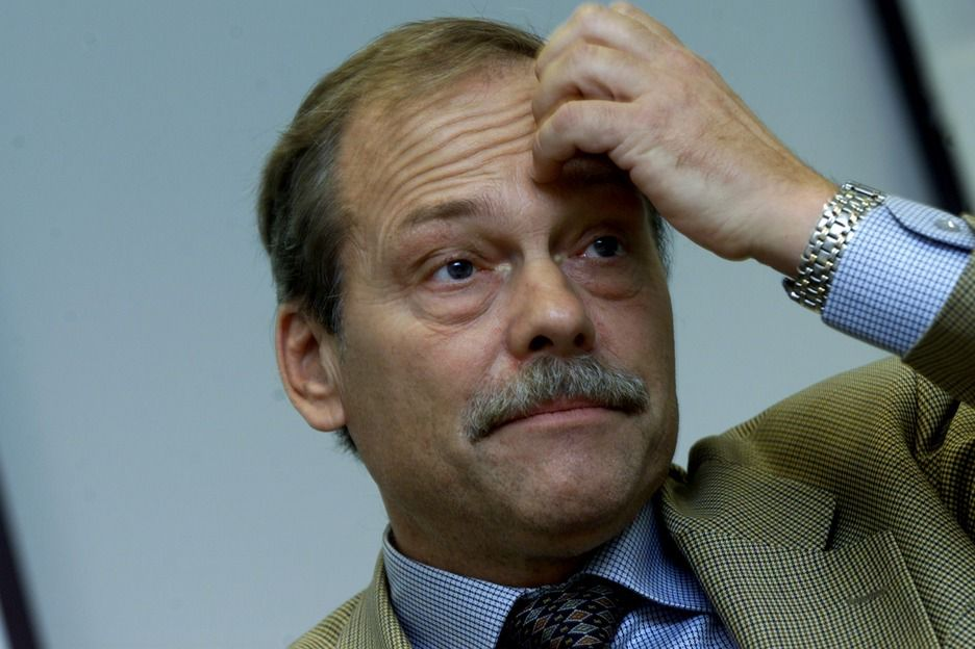 Krass: PT-sjef Willy Jensen er uvanlig krass i sin karakteristikk av eierselskapet Barablu.