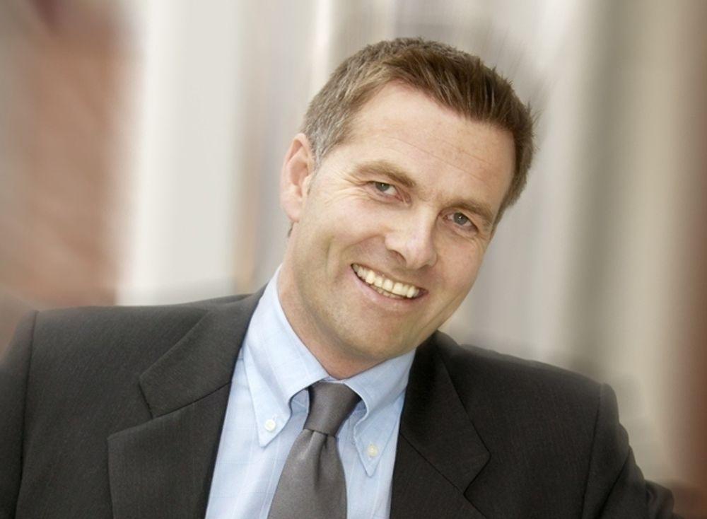 Motgang: Konsernsjef Kenneth Ragnvaldsen opplever motgang for Data Respons.