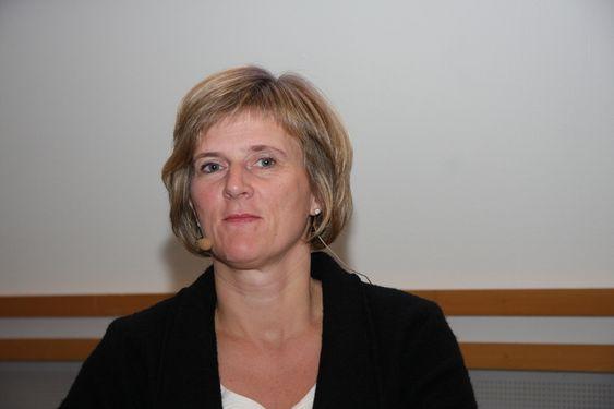 Kjersti Kleven, styreleder i Kleven Maritime og Norsk Industri Maritim bransjegruppe