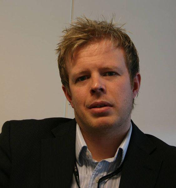 FRUSTRERT: Thor Ørjan Holt, BIM-ansvarlig i Multiconsult blir stadig møtt med argumenter om at han ikke trenger verken IFC eller andre åpne standarder. Det gjør ham frustrert.