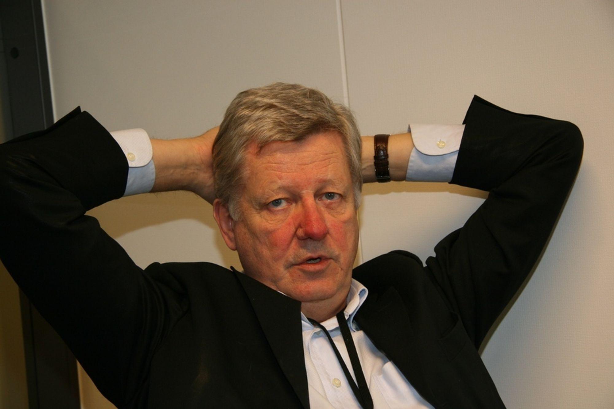 Håkon Sannum, adm. dir. Multiconsult