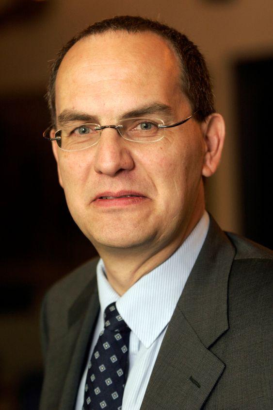 Styreleder Christian Landaas