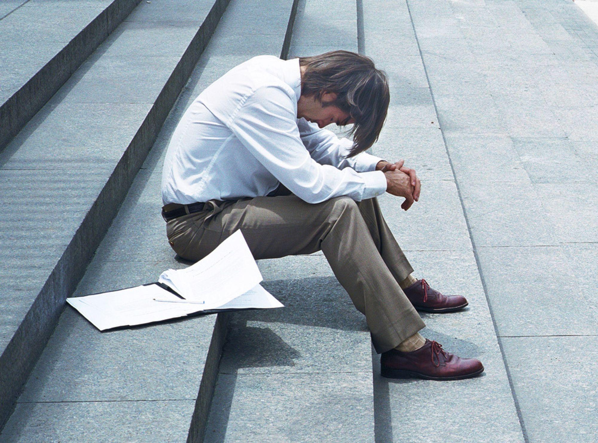 Fire av ti bedriftsledere innrømmer at de bruker finanskrisen til å kvitte seg med lite verdifulle medarbeidere.