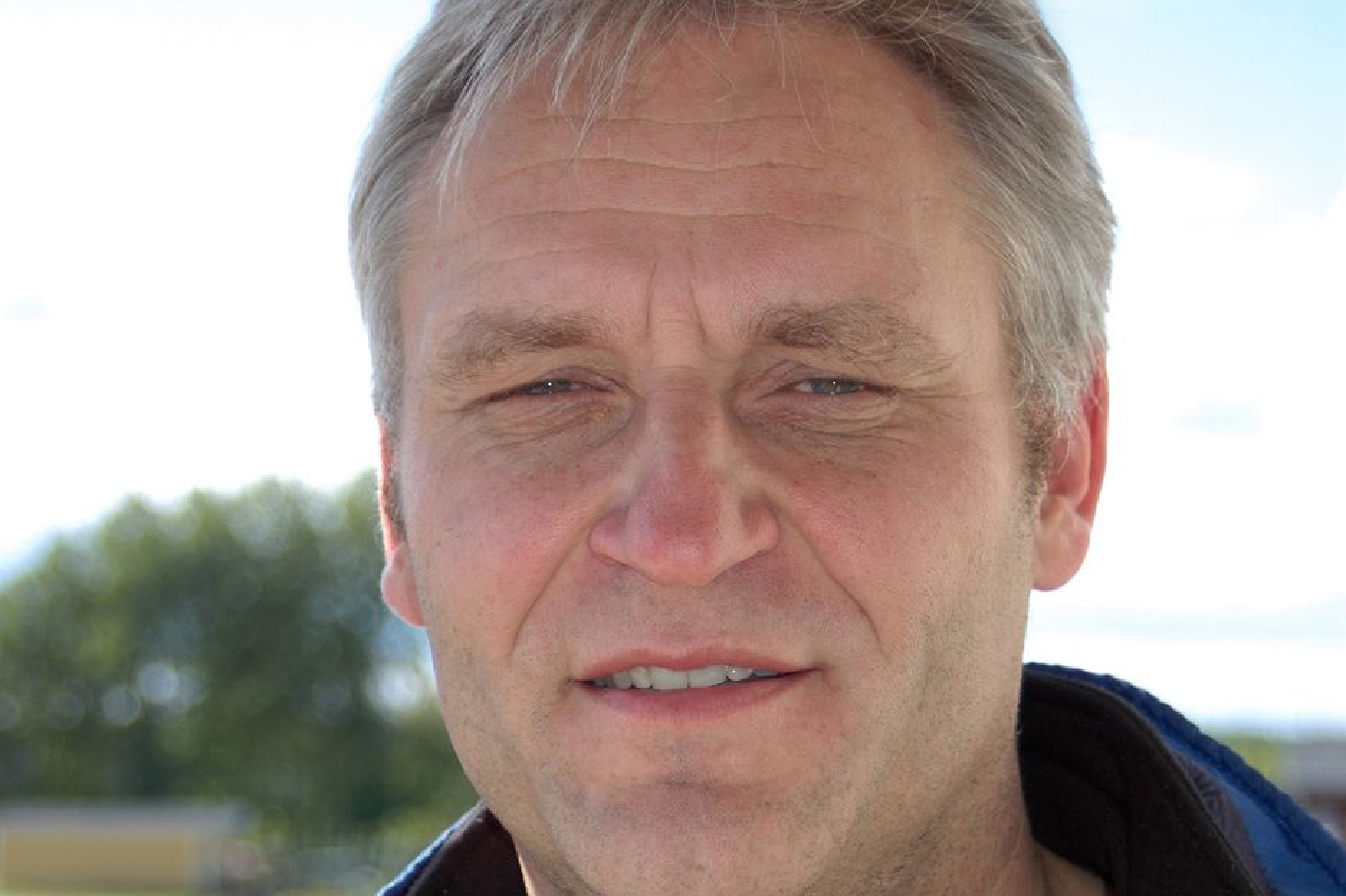 UTFORDRENDE: Regionchef Per Brinck sier det blir interessant og utfordrende  å samarbeide med Storstockholm Lokaltrafik.