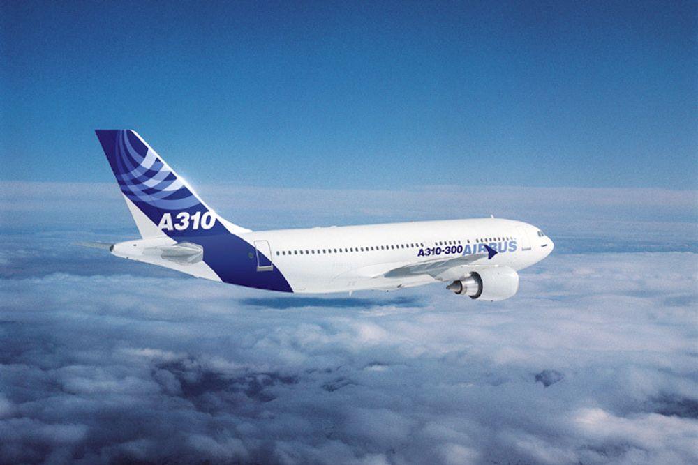 Det var en Airbus A310 som krasjet på flyplassen i Irkutsk i Russland søndag. Minst 122 mennesker omkom i ulykken.