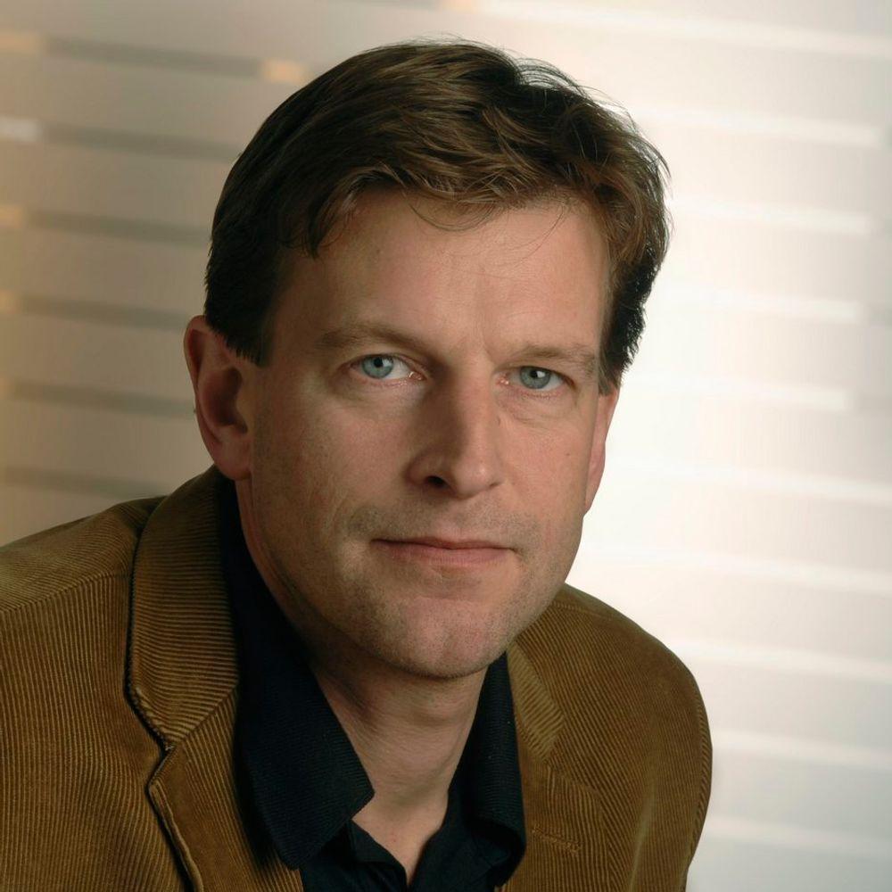 Informasjonsdirektør i  StatoilHydro, Ola Morten Aanestad.