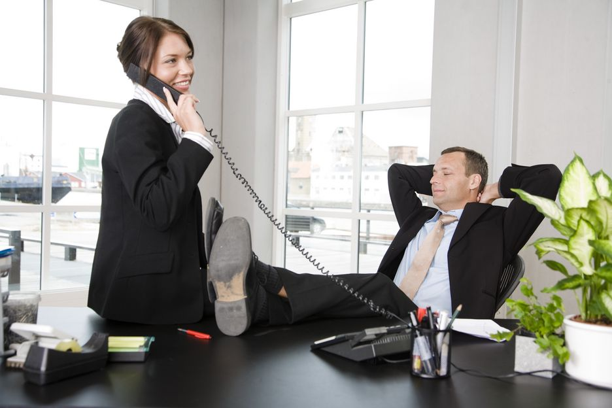 Administrerende direktører sitter sikrere i krisetider, ifølge rapport.