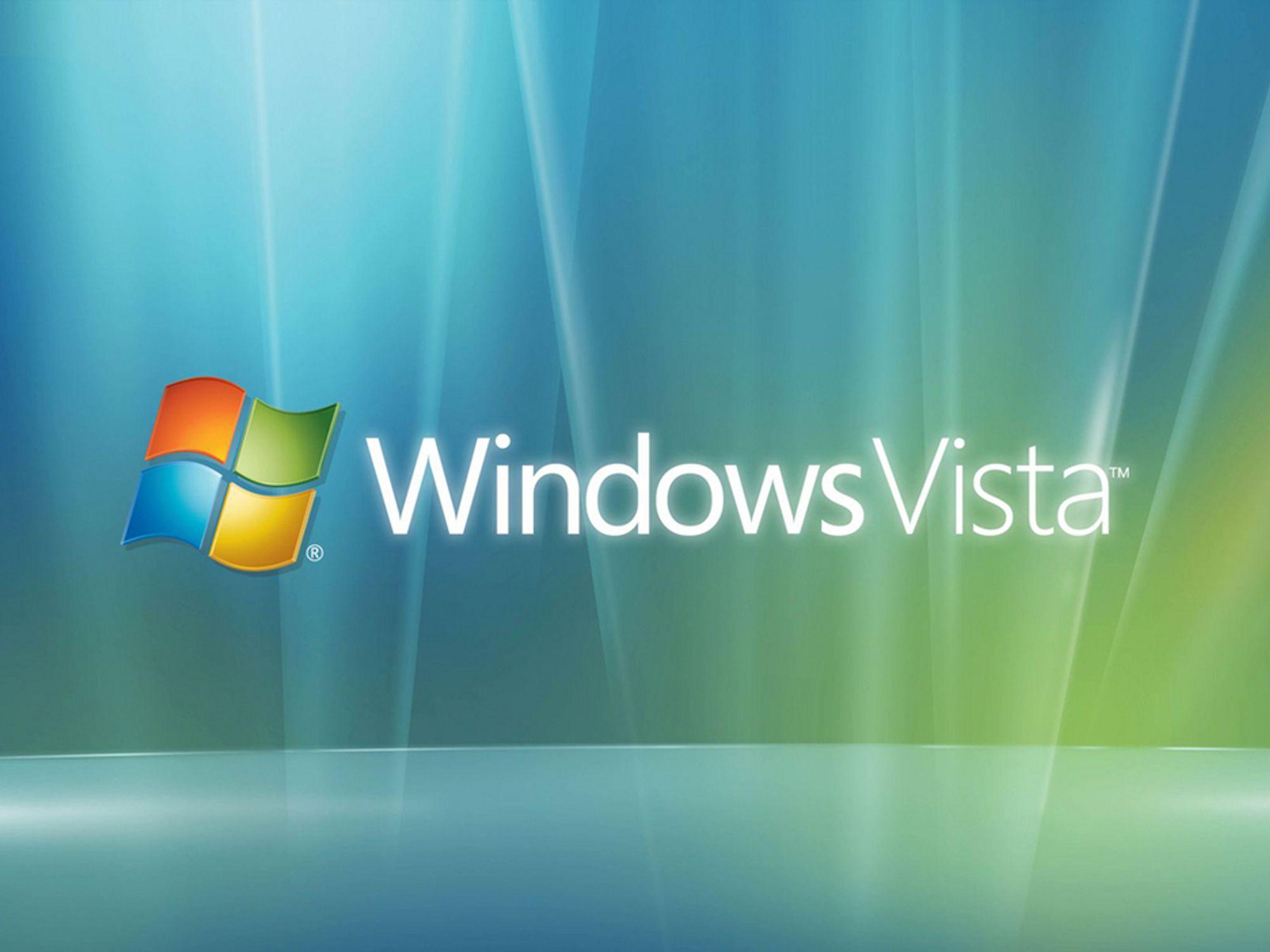 Den amerikanske hæren velger Windows Vista, omtrent samtidig som Windows 7 kommer i handelen.