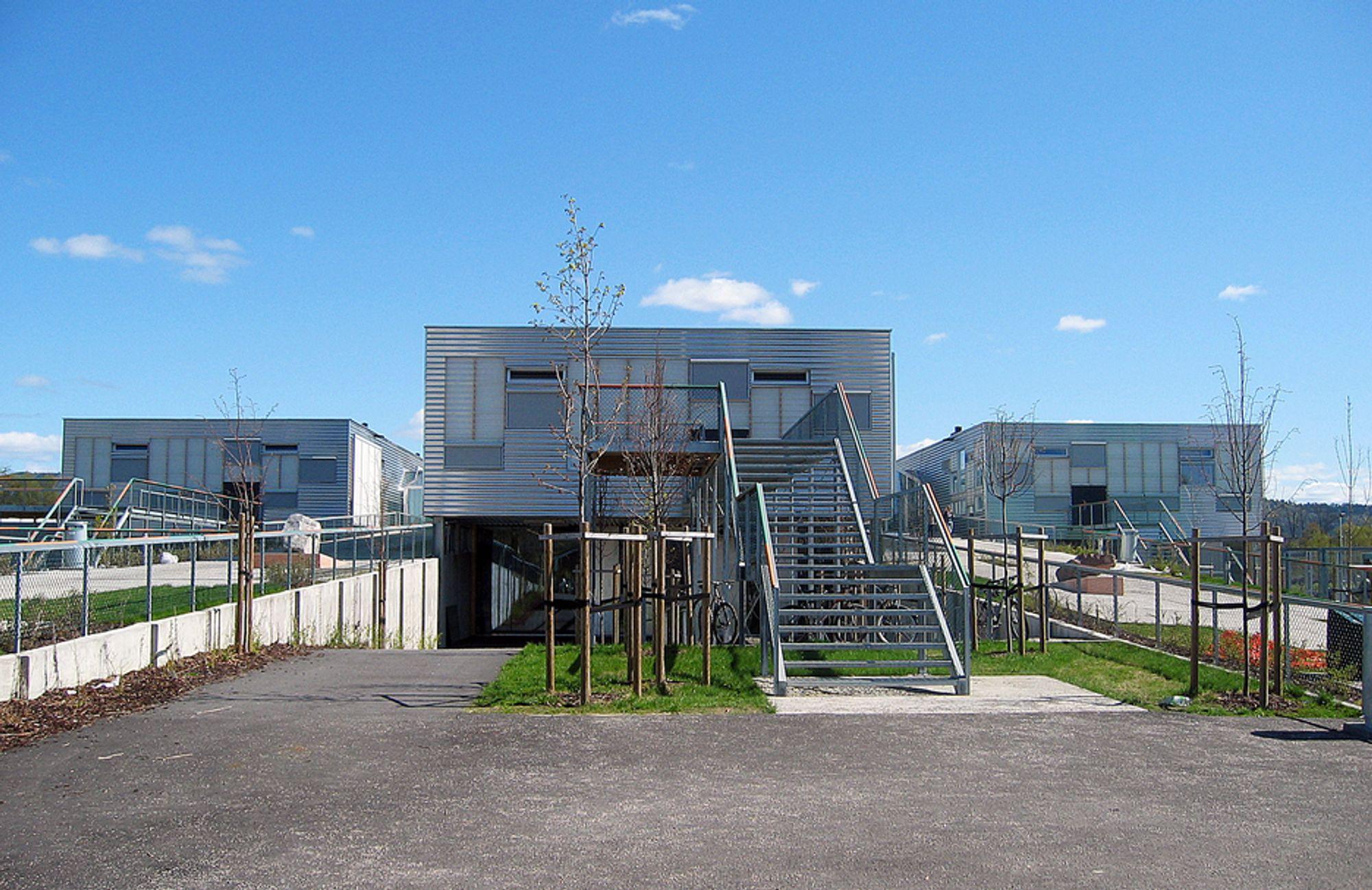 PROBLEMPROSJEKT: Mæla skole har vært et mareritt både for kommunen, arkitekten og prosjekteringsgruppen. Nå har tingrettsdommen falt, men heller ikke den gir klar skyld til én part.