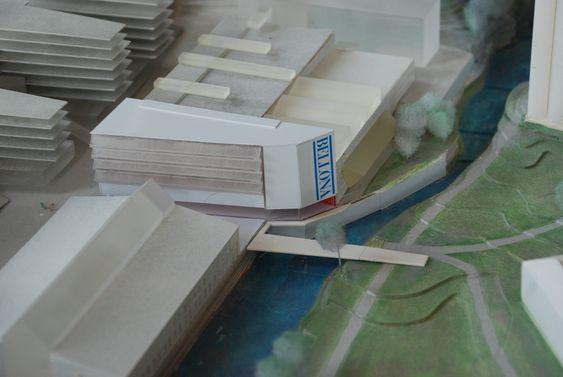 Bellonas planer for nytt kontorbygg med energimerke A i området Vulkan på Grünerløkka.