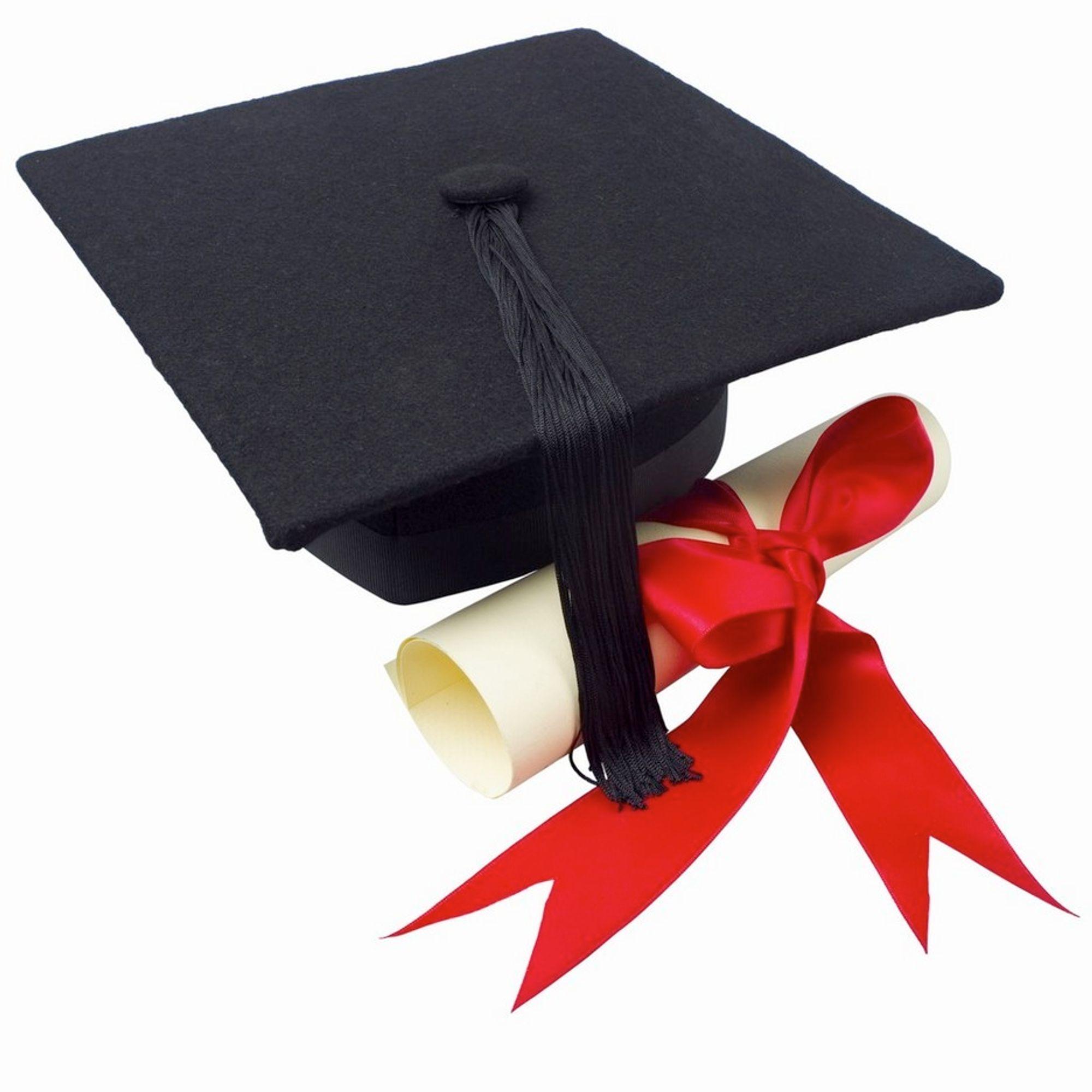 Ny rekord for doktorgrader