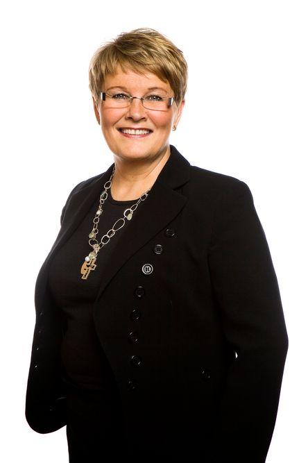 STATSRÅD: Næringsminister Maud Olofsson
