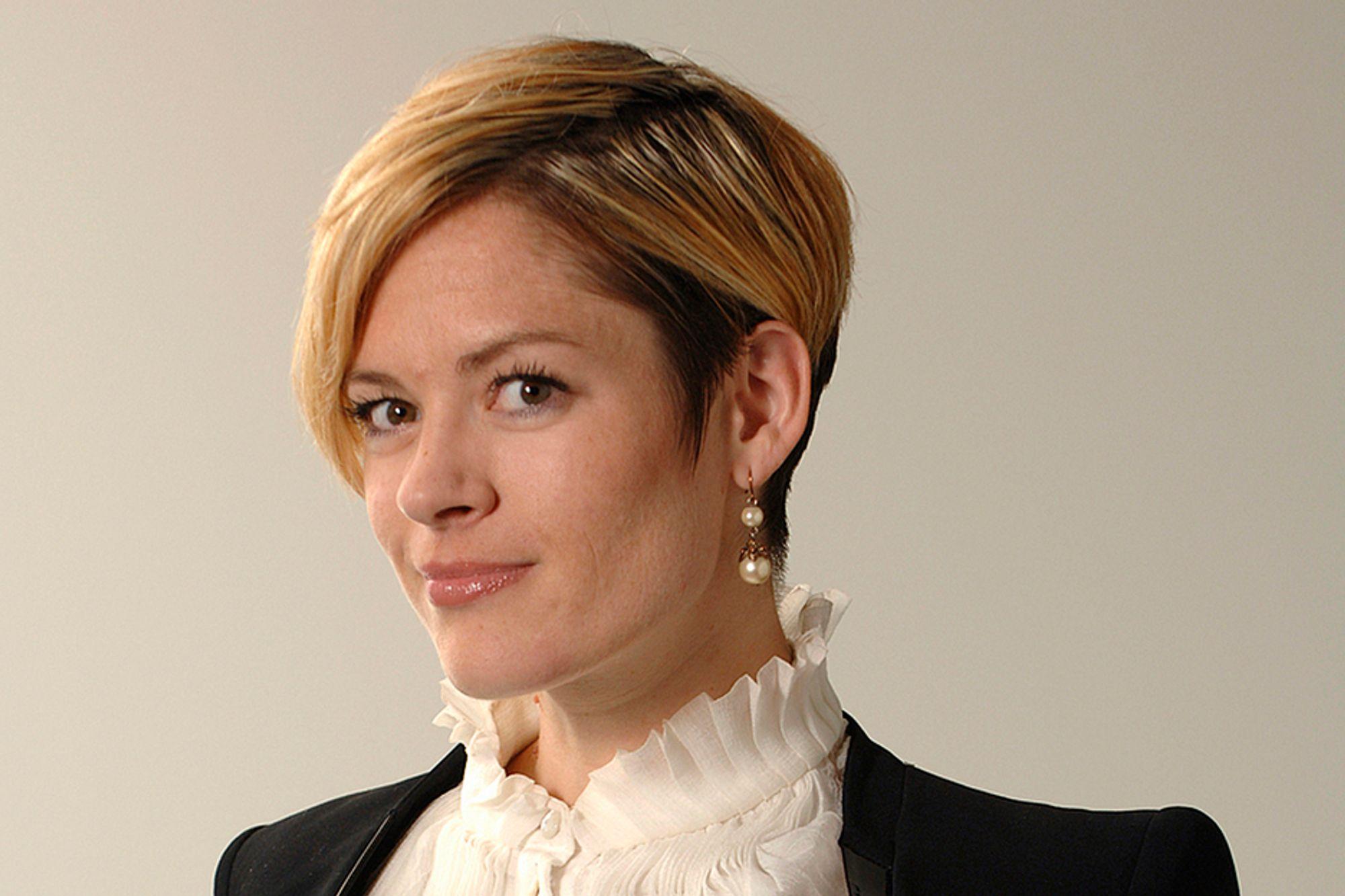 FARVEL: Konserndirektør Karoline Vinsrygg forlater STX Europe om noen uker.
