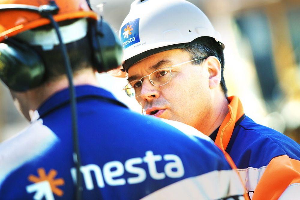 Mesta-direktør Kyrre-Olaf Johansen jakter på flere ansatte.