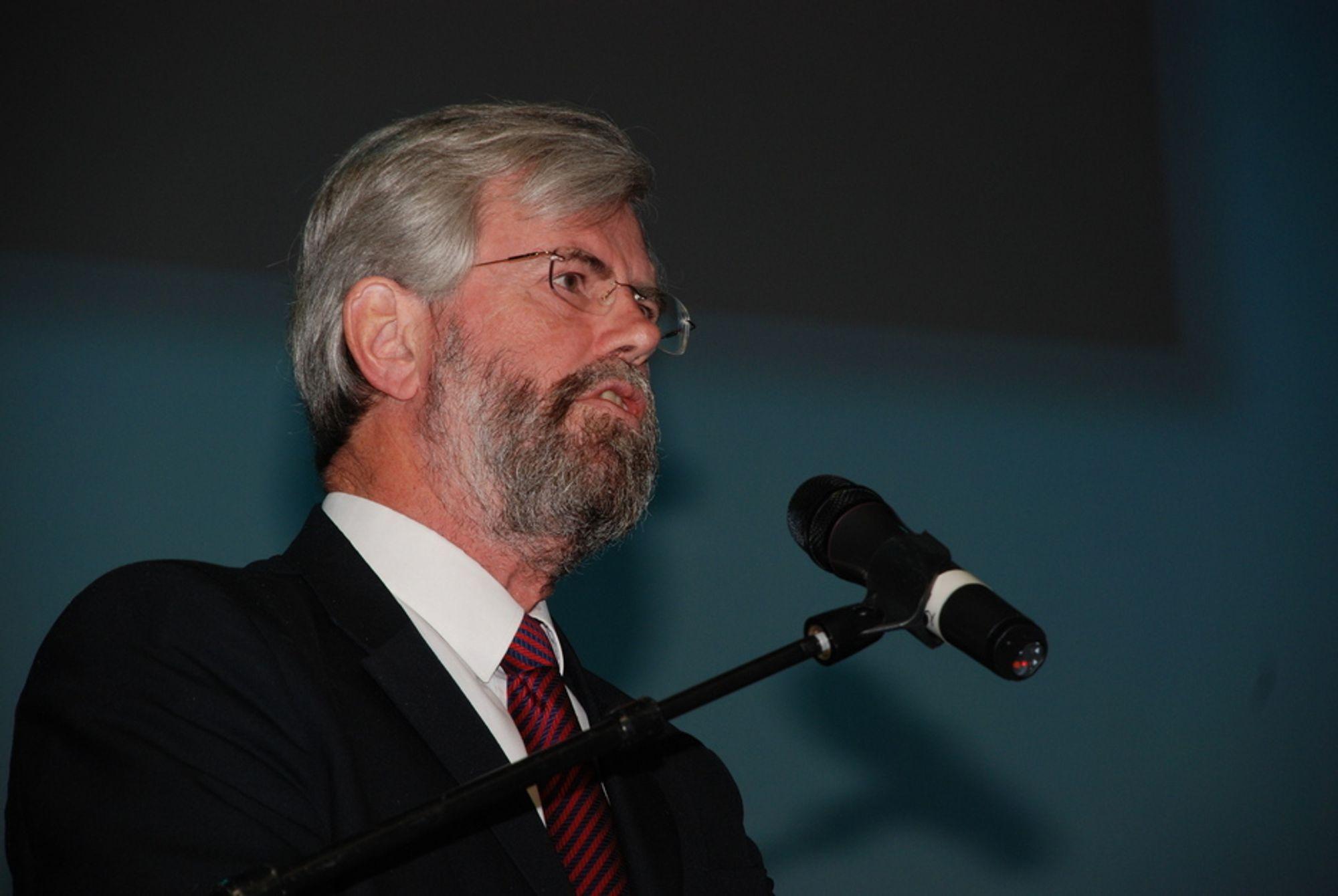 Hans Jørgen Koch, statssekretær i det danske klima- og energiministeriet