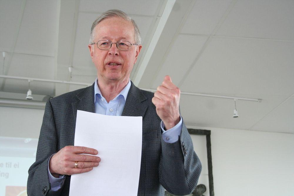 Per Morten Vigtel, Forum for miljøteknologi