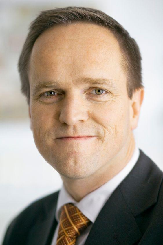 Ola Alterå statssekretær i svenske næringsdeptet