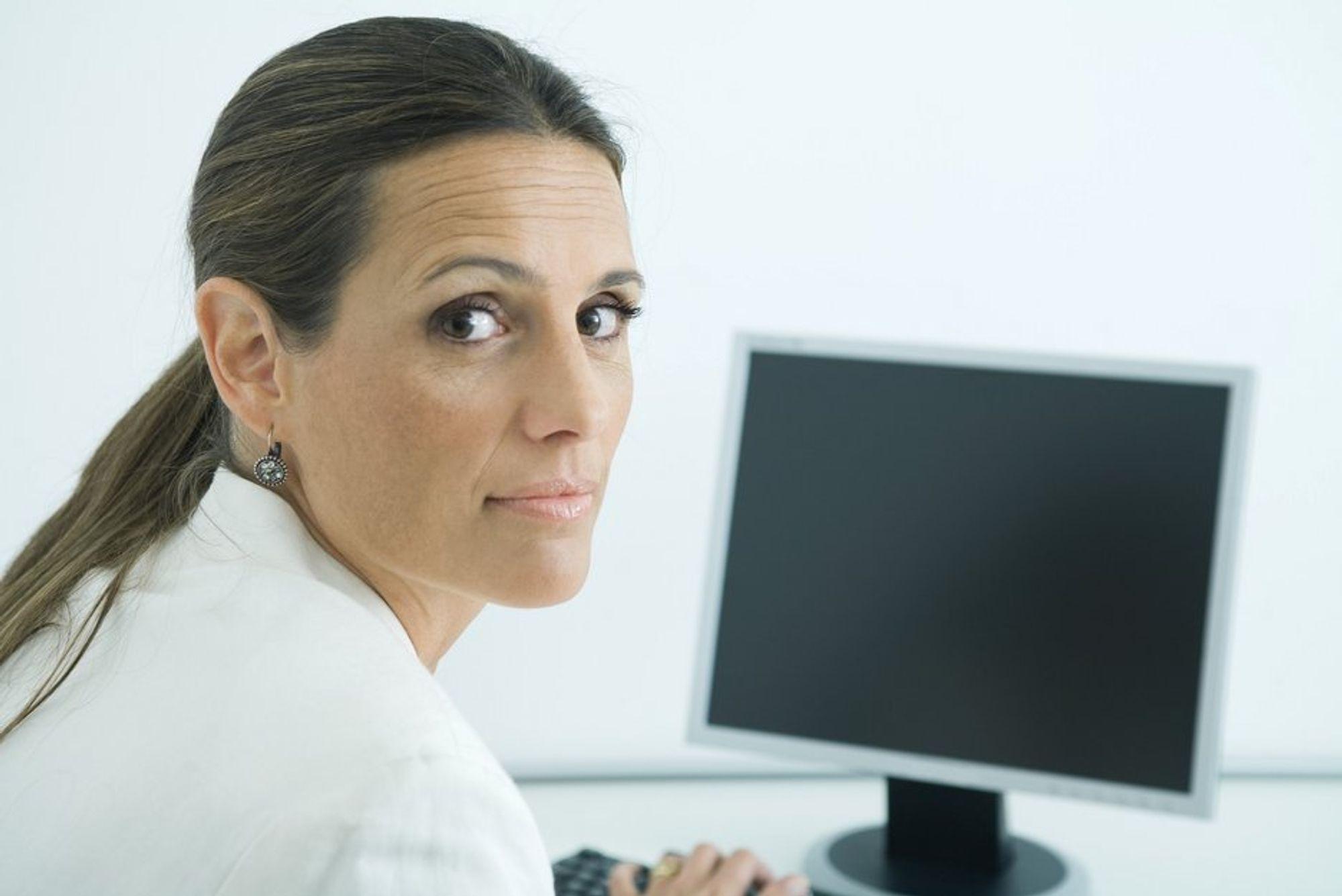 Flere og flere kvinner tar doktorgrad i teknologifagene.