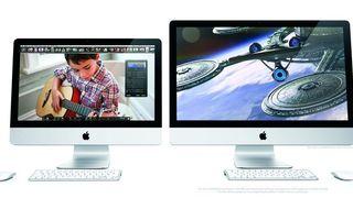 Ny og større iMac