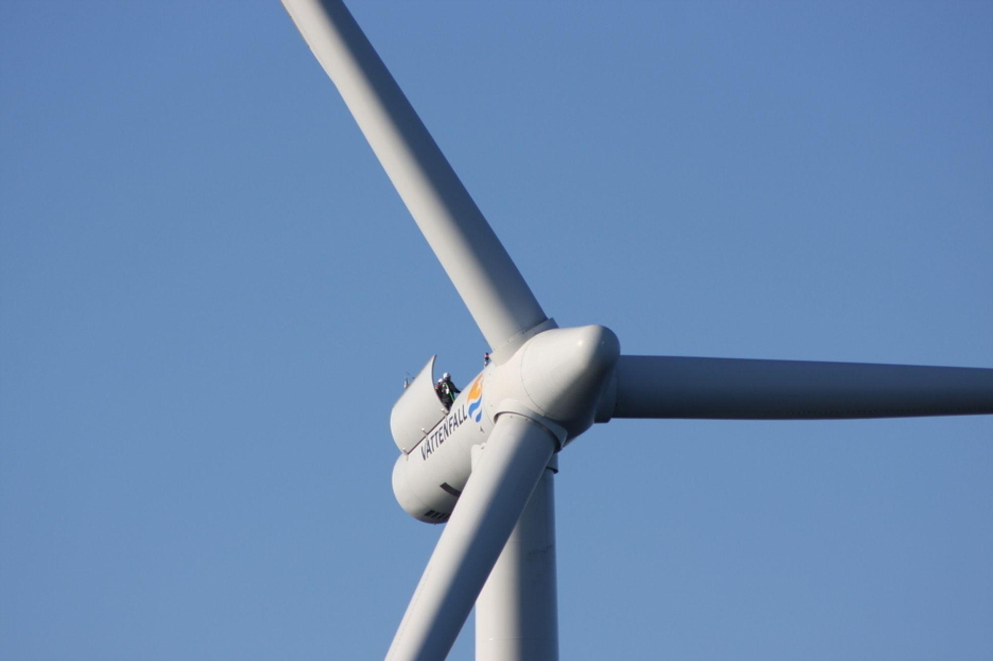 DROPPER PROSJEKT: Svenska Kraftnät dropper sin del av infrastrukturen på Kriegers Flak, som skulle knytte Sverige, Danmark og Tyskland sammen i et felles elnett til havs, kombinert med vindkraft. Vattenfall skulle bygge havvind i den svenske delen, men Svenska Kraftnät stoler ikke på at det blir svenske turbiner i området.