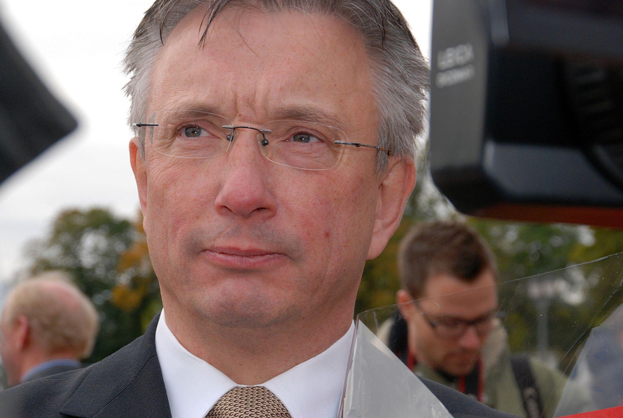 Karl Eirik Schjøtt-Pedersen blir ny sjef i Norsk olje og gass.
