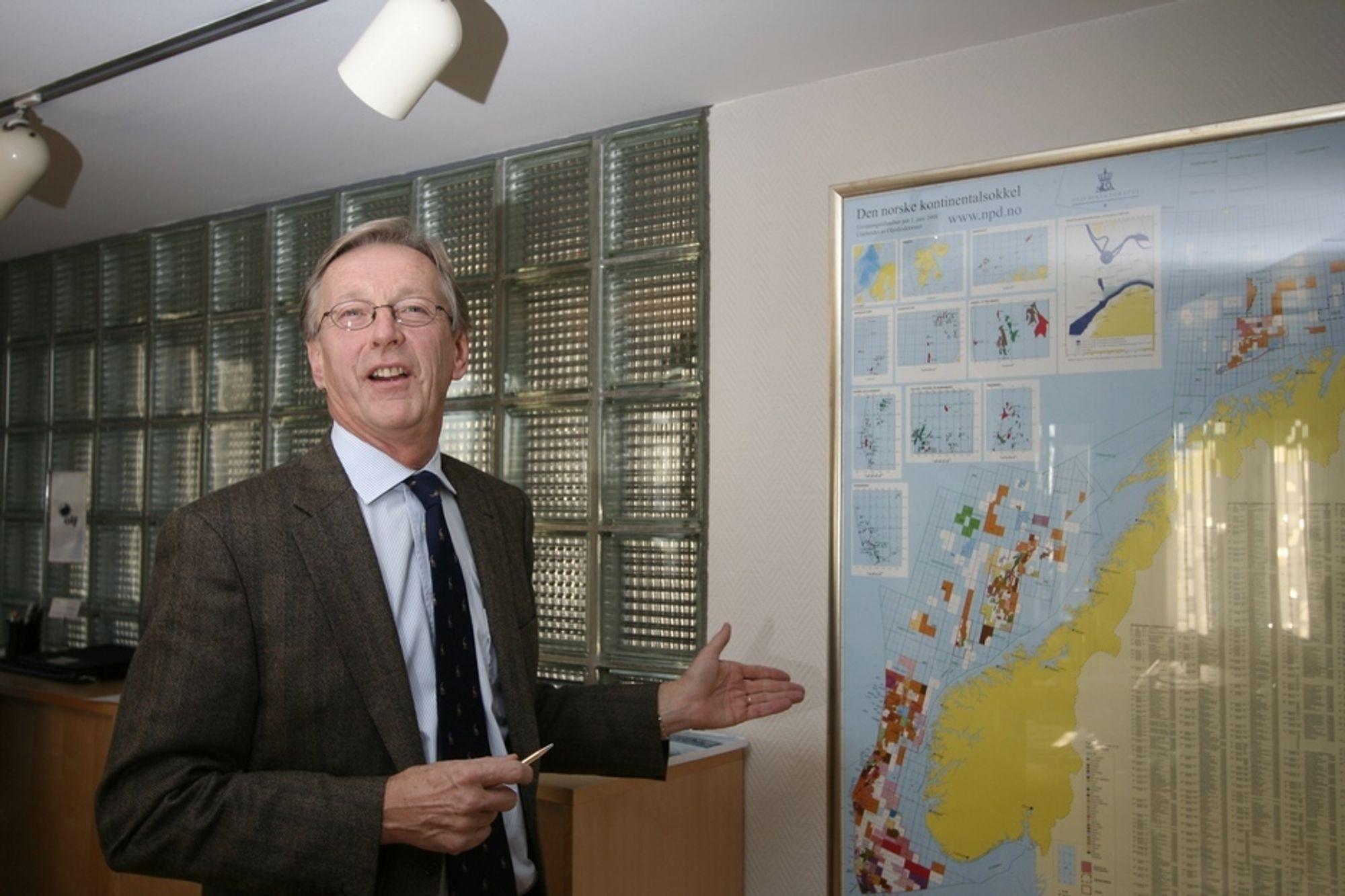 POSITIV: Per Terje Vold mener at APs landmøtevedtak er positivt og at det gir et signal om åpning av de lukkede områdene utenfor Lofoten og Vesterålen.