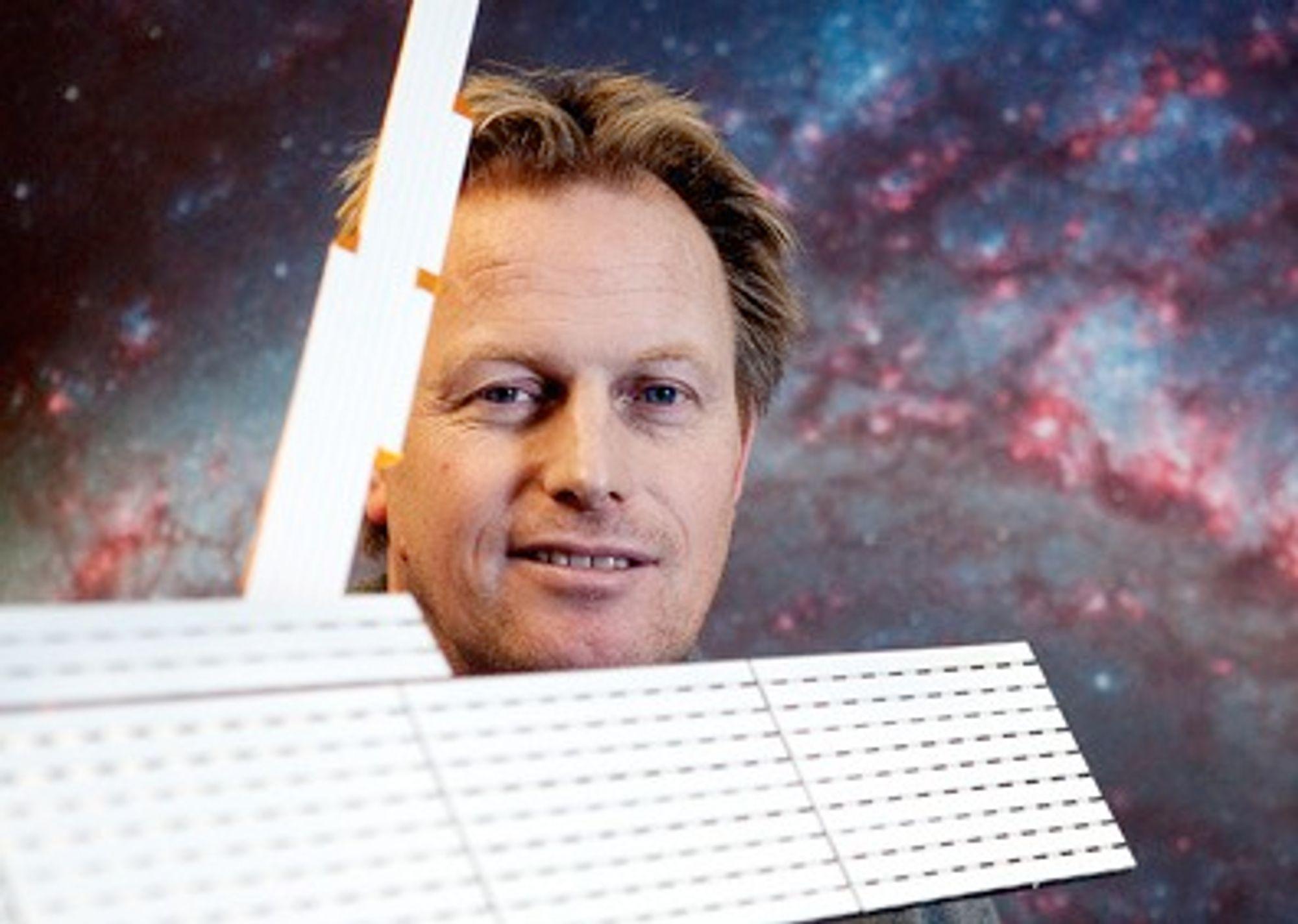 Pål Brekke solforsker