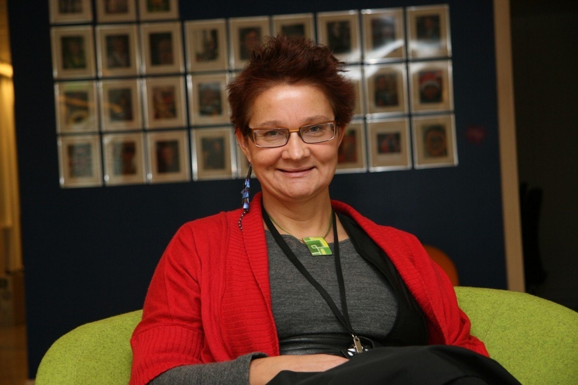 POPULÆR SJEF: Omtenksom og inkluderende, er ord som tidligere kolleger bruker om Hanne Rønneberg. Diskrete forespørsler fra TU viser at hun er ønsket i Sintef og savnet i Skanska.