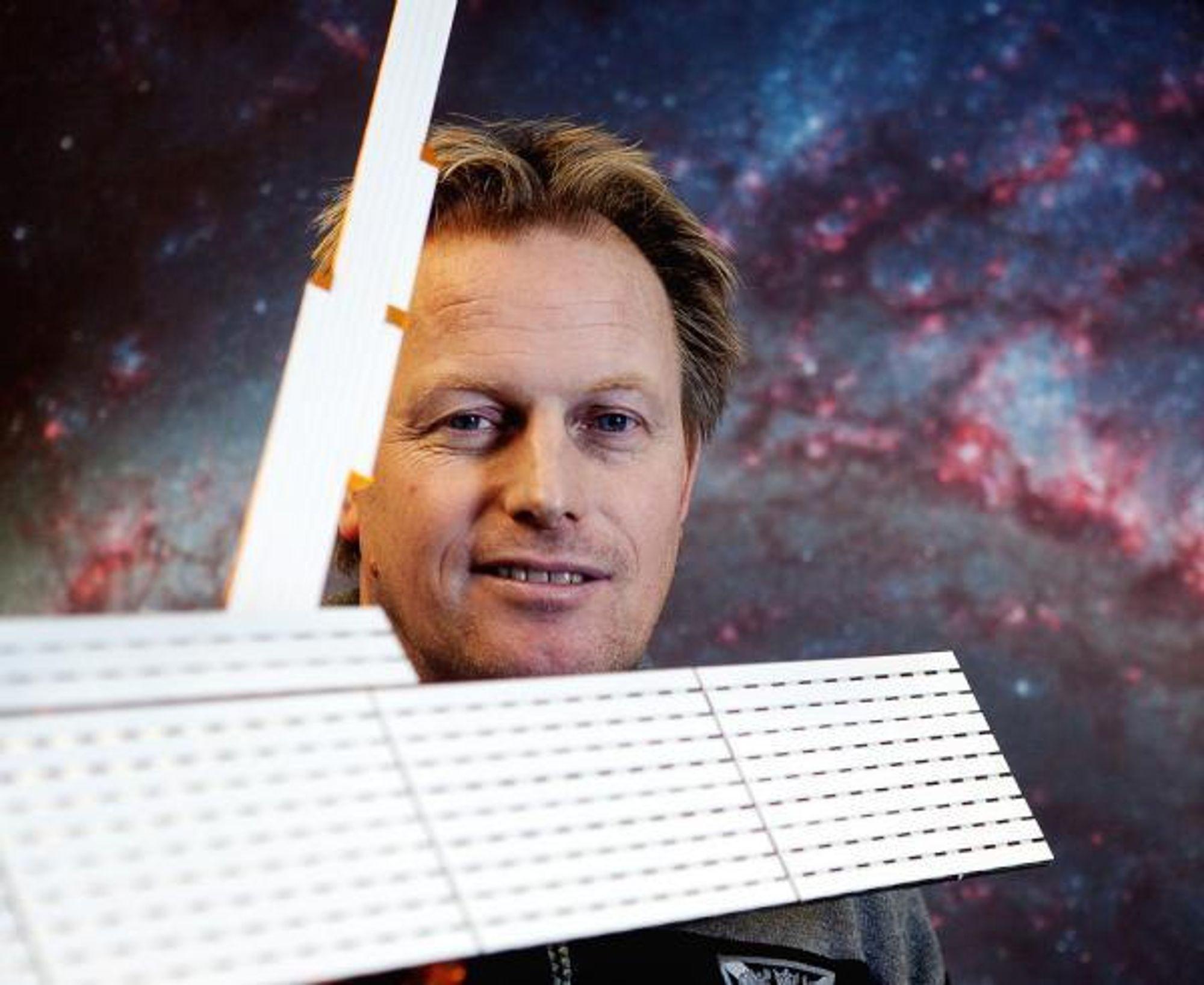 FORFATTEREN: Solfysiker Pål Brekke.