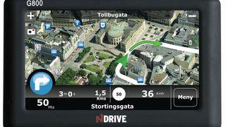 Norske flyfoto på GPS-en