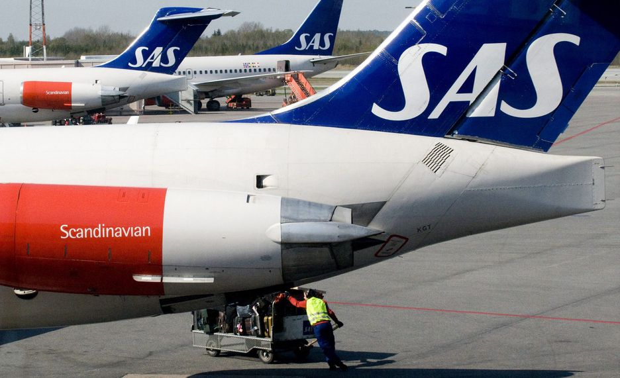STRID: Bør SAS få Norges penger?