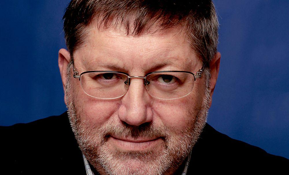 Steinar Simonsen, organisasjonssjef i NITO