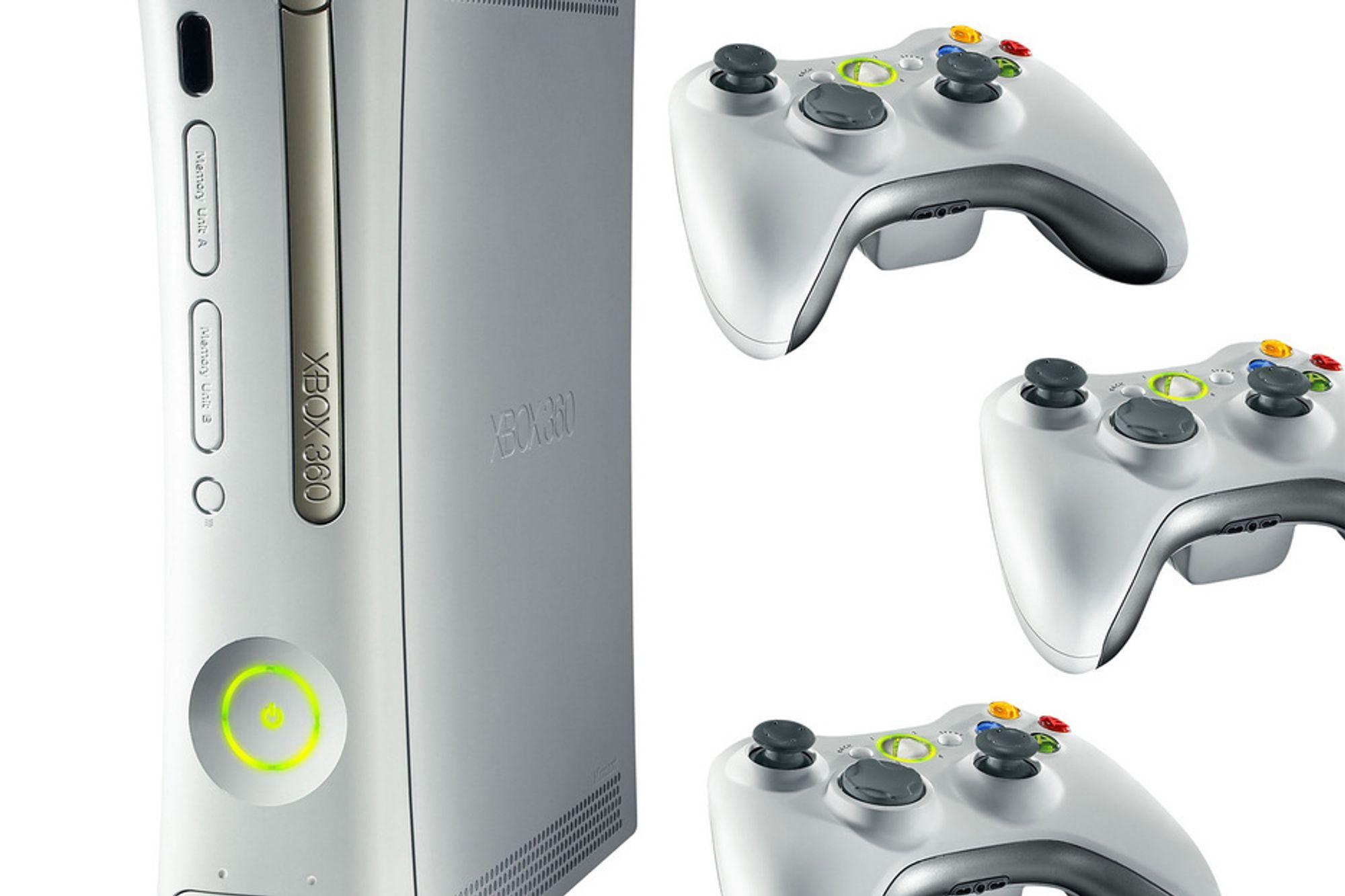 Xbox 360 ligger an til å få bevegelsessensor, ifølge flere nettsteder.