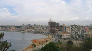 Hydro snuser på Angola