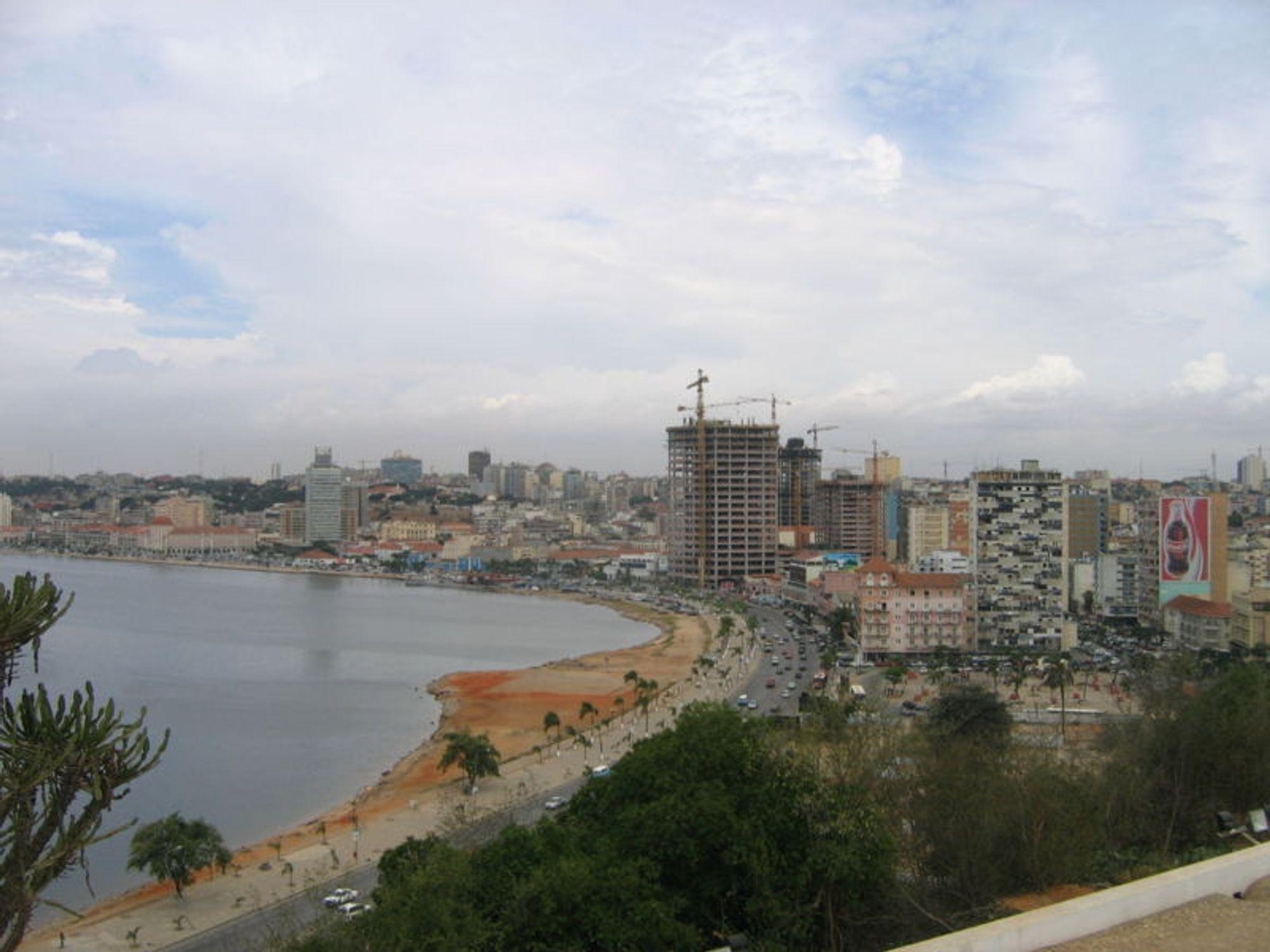 Hydro vurderer å bygge ut vannkraft og aluminium i Angola.