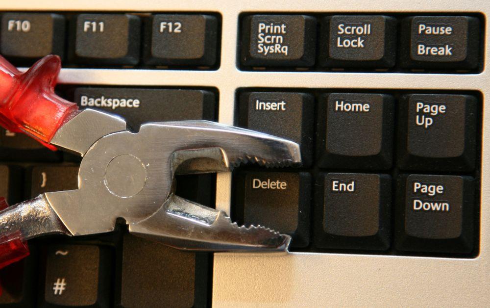SKUMMELT: PC-en din kan være infisert uten at du vet det.
