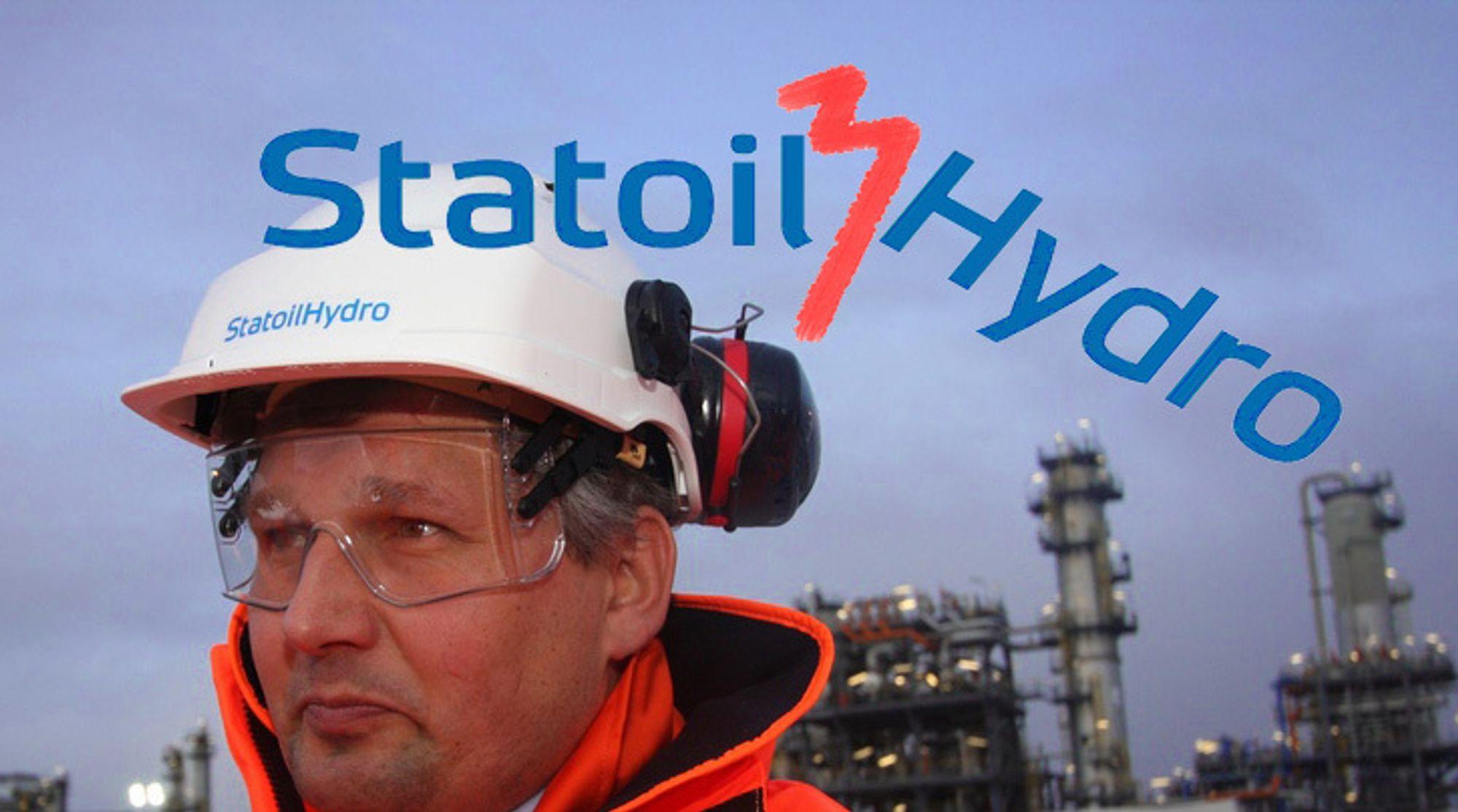 Riis-Johansen vil helst kvitte seg med hele Hydro-navnet.