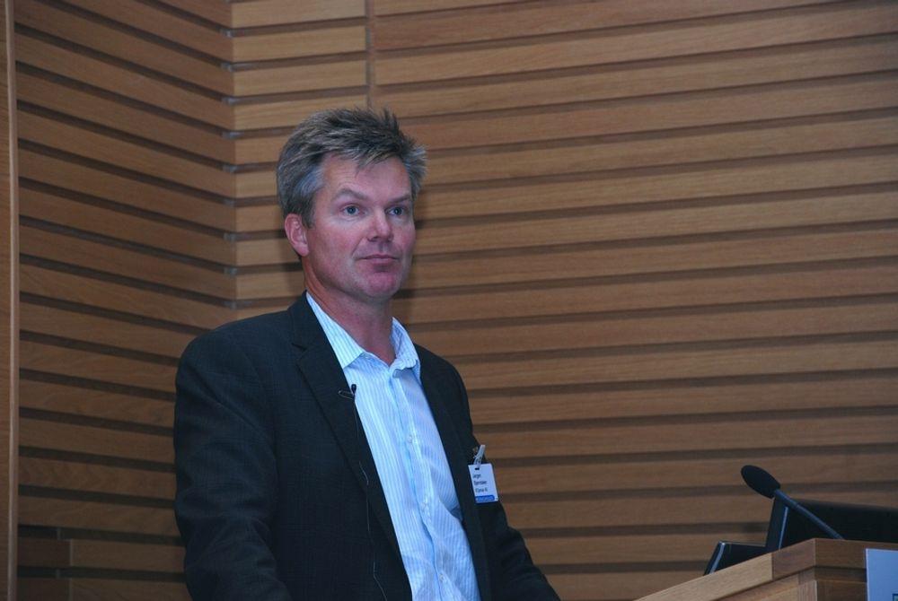 - LIGG UNNA: Siviløkonom og energirådgiver Jørgen Bjørndalen i CE Group advarer politikerne om å bruke reservekraftverkene i utrengsmål.