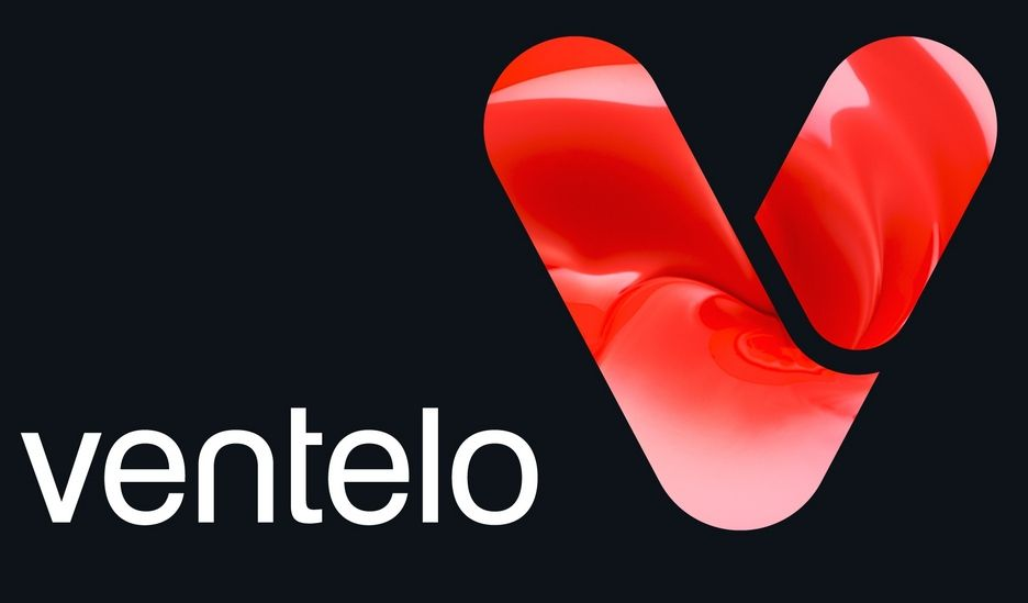 NY DRAKT: Med denne logoen samles Ventelo, Bredbåndsalliansen og Banetele i ett telekomkonsern.