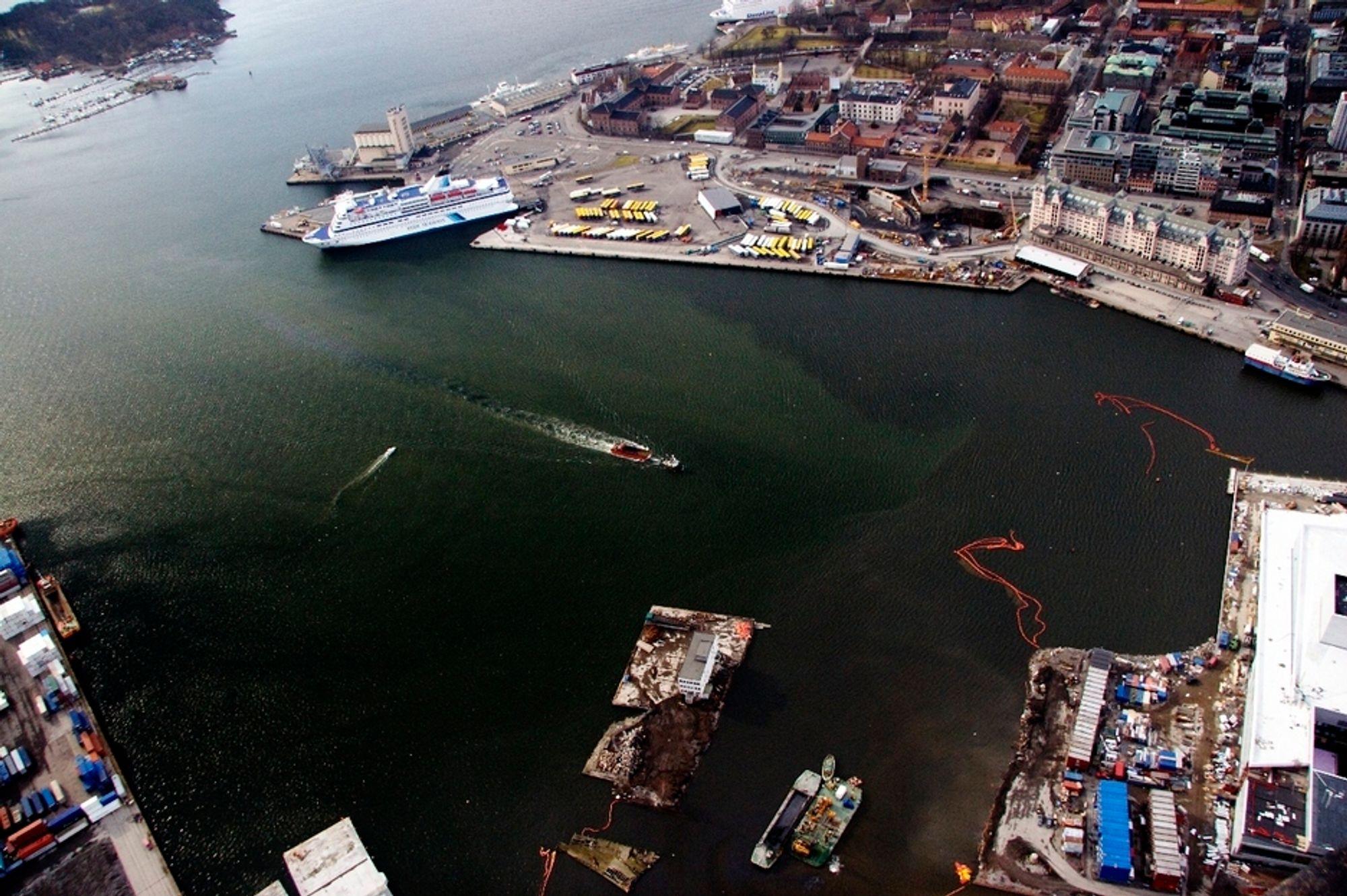 - Nå har Høyesterett i praksis renvasket Oslo Havn KF for alle anklager, sier styreleder Bernt Stilluf Karlsen.