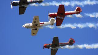 BILDESERIE: Rygge Air Show 2009
