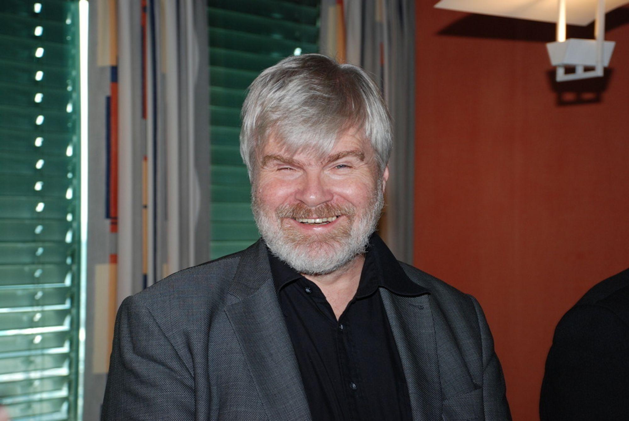 Leif Sande.